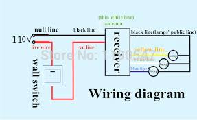 com buy piece ways on off port intelligent com buy 1 piece 3 ways on off port intelligent digital wireless remote control switch ac110v 50hz 60hz input controller for light lamp from