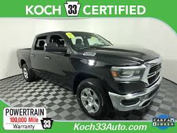 Pre-Owned 2019 Ram 1500 Big Horn/Lone Star 4D Crew Cab 4WD