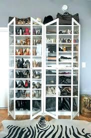 closet shoe shelf storage ideas for small spaces organizer closetmaid stackable rack walk