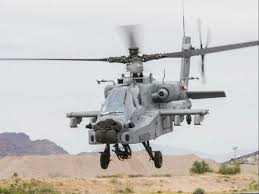 Iaf Gets Its First Apache Attack Helicopter From Boeing 21 More To