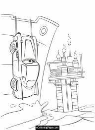 Small Picture Cars 2 Printable Coloring Pages Cars 2 Finn McMissile Hiding
