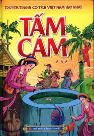 Truyện Tranh Cổ Tích Việt Nam Hay Nhất - Tấm Cám