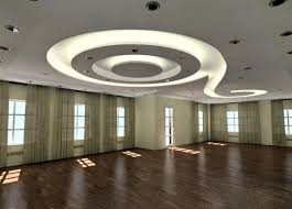 Small Picture 4 Curved gypsum ceiling designs for living room 2015 ceilings