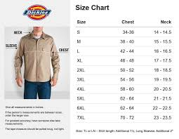 78 Problem Solving Dickies Jeans Size Chart