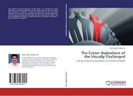 search results for aspirations bookcover of the career aspirations of the visually challenged