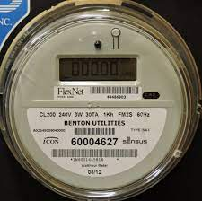 how to read your electric meter