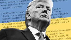 Earlier, trump told reporters that an impeachment inquiry would help him in the 2020 election but would harm the country. Trump Impeachment Inquiry What The Main Witnesses Said Financial Times