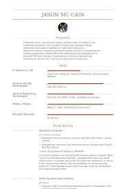 Operations Engineer Resume Example Modern Cv Pinterest Resume Unique Operations Engineer Resume