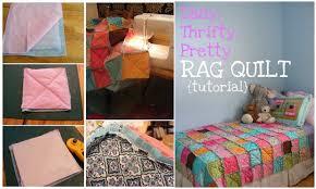 Easy, Thrifty, Pretty Rag Quilt & DIY Easy, Thrifty, Pretty Rag Quilt Adamdwight.com