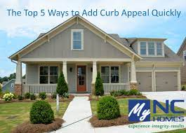 the top 5 ways to add curb appeal quickly