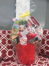 mickey mouse giveaway basket