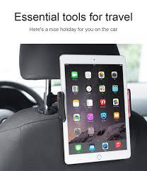 China <b>Car Rear Pillow</b> Bracket Seat <b>Mobile Phone</b> Holder Tablet ...
