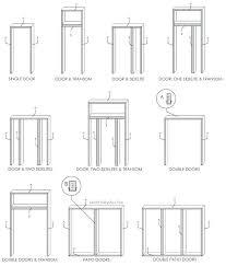 door framing sizes doors internal door frame sizes uk