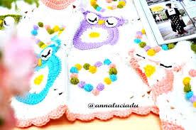 Crochet Owl Blanket Pattern Free Classy Baby Owl Blankets Crochet Owl Baby Blanket Pattern Free Tagitforme