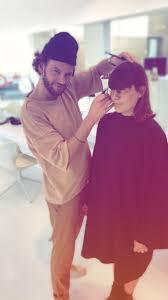 Julien Thibaut Hairstylist Verhuist Naar Winkel Wandelgebied Ik