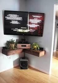 Small Picture The 25 best Corner tv shelves ideas on Pinterest Corner tv