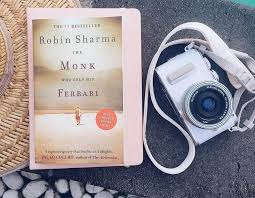 The Monk Who Sold His Ferrari Review Robin Sharma The Literary Edit