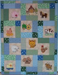 Baby Boy Quilt Kits To Make Change Colors But Easy Quilt To Make ... & Baby Boy Quilt Kits To Make Baby Boy Quilts To Make Farm Baby Quilt Patterns  Free Adamdwight.com