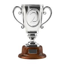 Image result for 2nd place trophy