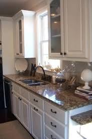 brown granite countertops with white cabinets granite dark brown granite countertops with white cabinets