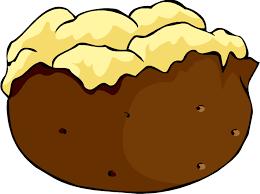 baked potato clip art. Modren Clip In Baked Potato Clip Art T