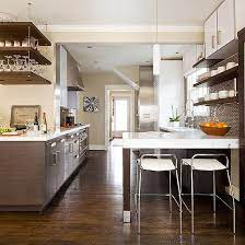 Must See Eat In Kitchens Galley Kitchen Design Kitchen Layout Interior Design Kitchen