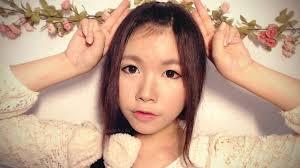 natural ulzzang makeup 2 cute hairstyles