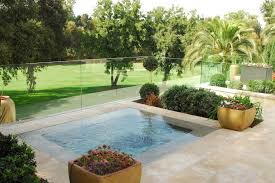 Plunge pool design with fascinating style for outdoor design and decorating  ideas 5