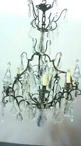 old crystal chandeliers old crystal chandelier chandeliers large old crystal chandelier vintage antique brass and crystal
