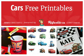 Free Cars Printables 32 Disney Cars Activities For Kids Printable Tip Junkie