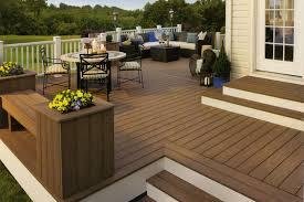 best composite decking material. Exellent Best Trex Composite Deck Intended Best Composite Decking Material R