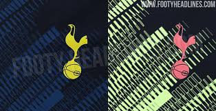 The club's 2019/20 nike home and away kits are a sophisticated take on its traditional colors. Tottenham Hotspur 2020 21 Home Away Pre Match Kit Leaked