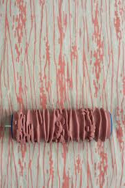 Patterned Paint Roller Designs Simple Inspiration Ideas