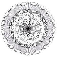 Mandala means 'circle' in the sanskrit language. Free Adult Coloring Pages Detailed Printable Coloring Pages For Grown Ups Art Is Fun