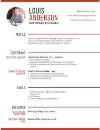 Mid-Level Resume