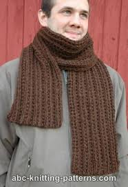 Ribbed Scarf Pattern Enchanting Knitting Patterns Galore Twin Rib Scarf