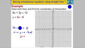 mechanical electrical large size solving simultaneous equations using straight lines you wire colors