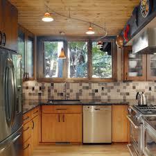 Track lighting in the kitchen Farmhouse Style Track Lighting Kitchen Installation Bob Vila Track Lighting 101 Bob Vila