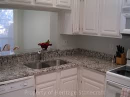 Bianco Romano Granite Kitchen Bianco Granite Countertops