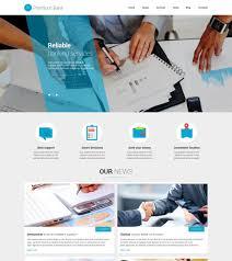 Financial Institutions Website Design Financial Institution Joomla Template