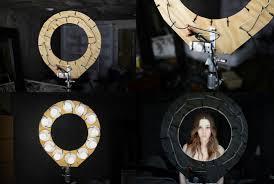 Diy Light Ring Tutorial Photography Lighting Diy Ring