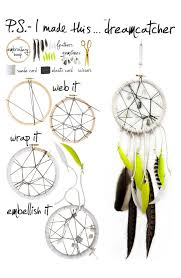 What Do Dream Catchers Do Best Make A Dream Catcher With Erica Domesek HuffPost