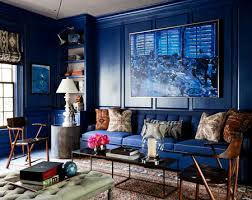 blue living room ideas. Perfect Ideas Blue Room By Thom Filicia Intended Living Room Ideas