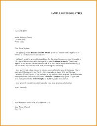 Cover Letter Sample For Government Job Viactu Com