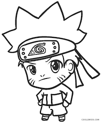 Free Printable Naruto Coloring Pages For Kids Cool2bkids