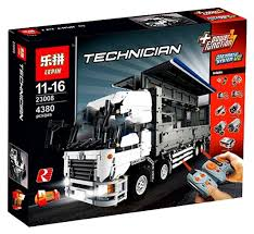 <b>Конструктор</b> King Technican <b>23008</b> Wing Body Truck — купить по ...