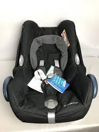 maxi cosi cabriofix car baby seat group 0 upto 13kg black