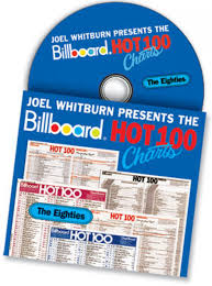 Cd Chart Singles To Buy Billboard Hot 100 Charts Cd The 80s Us Chart Singles