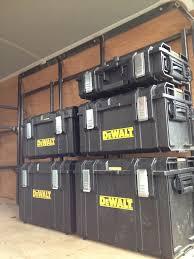 dewalt tough system van. dewalt tough box racking for a van tools in action forum. system