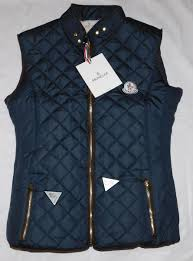 Moncler Navy Women's Quilted Vest – Mighty Ghost & Moncler Navy Women's Quilted Vest Adamdwight.com